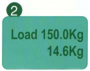 Press the main load